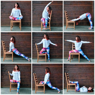 Chair Assisted Yoga