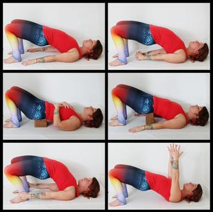 Bridge Pose Variations