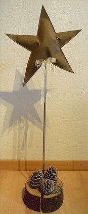 S10 Stele Stern
