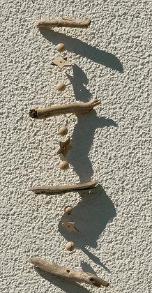 Tür- oder Fensterkette, Hänger