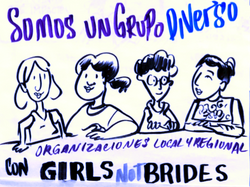 Girls Not Brides Latin America