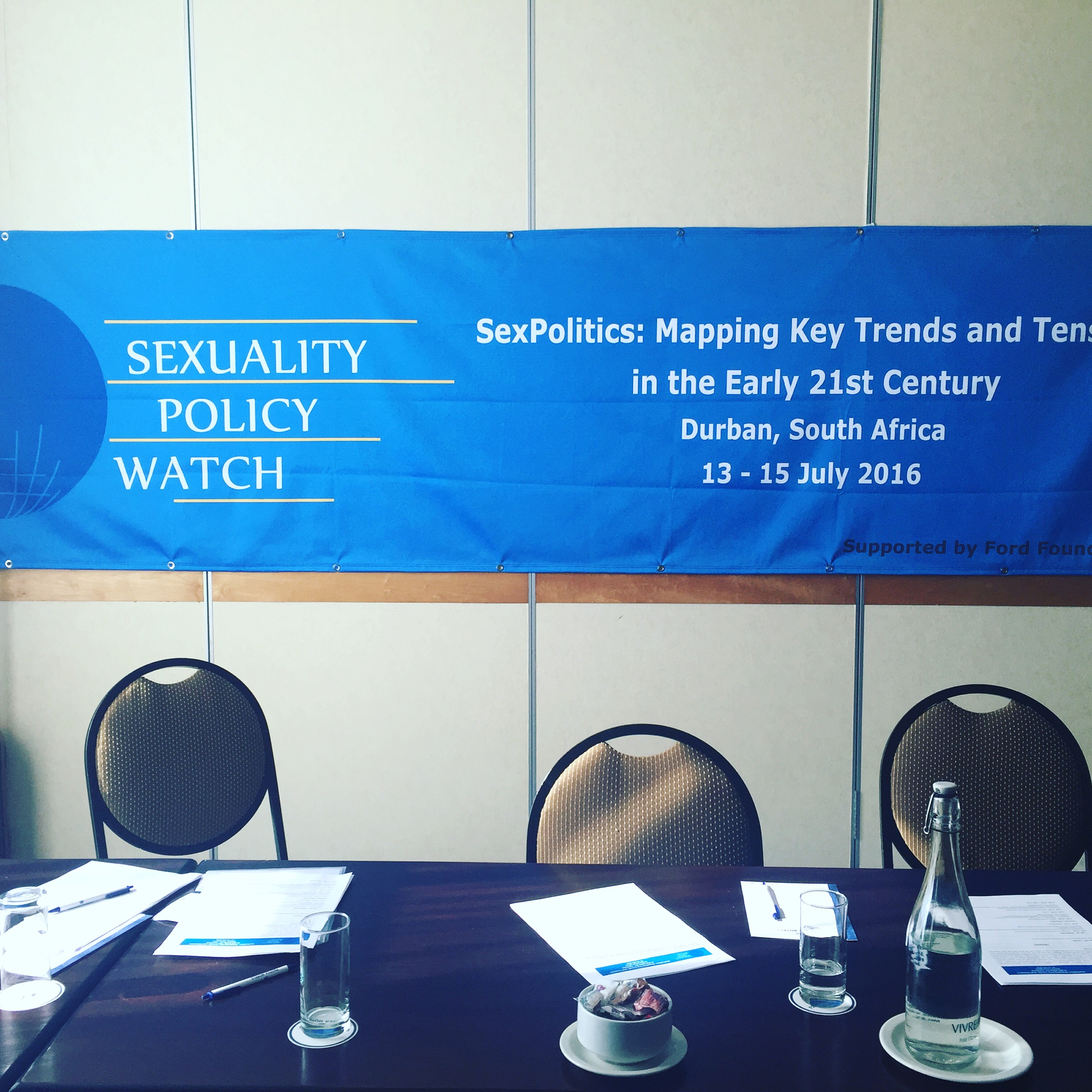 Sexuality Policy Watch
