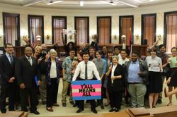 ACLU Legislative Hearing Gender Equality and Transgender Rights
