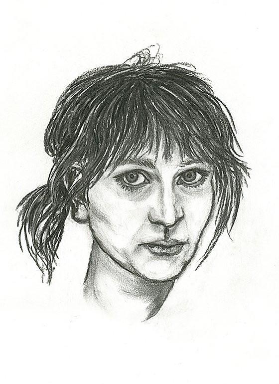 Selfportrait - Omakuva