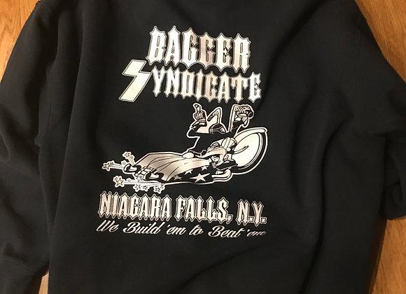 Men's Hoodie Bagger Syndicate Logo