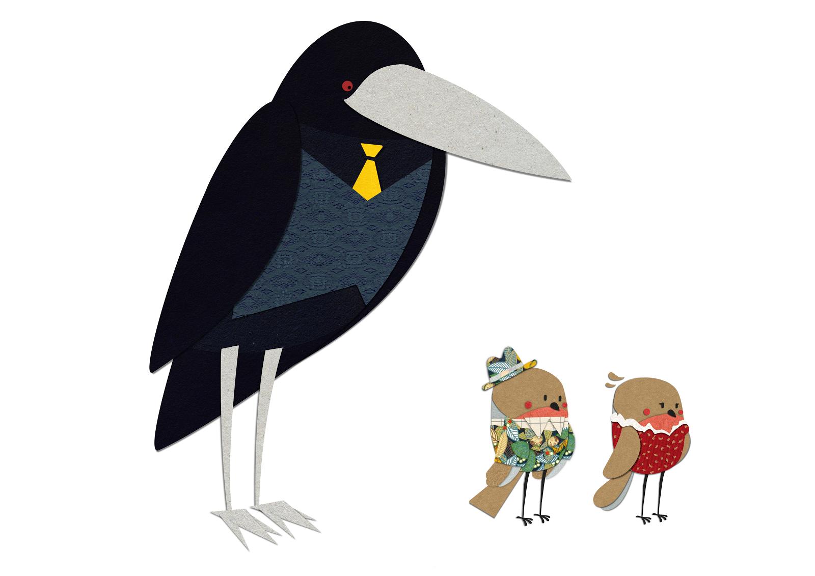 Designs oiseaux