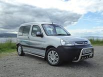 Peugeot Micro Camper conversion
