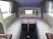 New upholstery, lighting and carpet