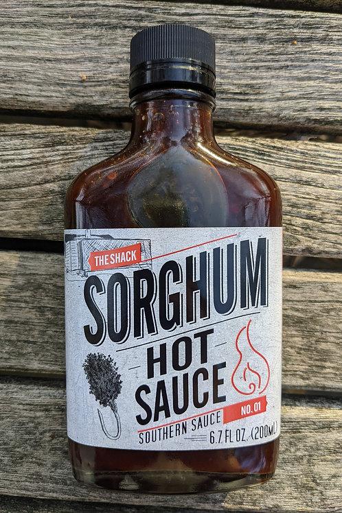 The Shack Sorghum Hot Sauce