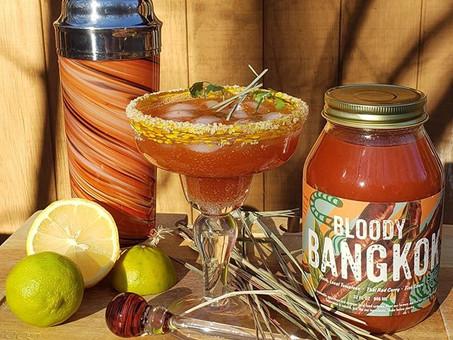 Bloody Bangkok Margarita