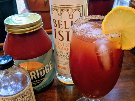 Blue Ridge Moonshine Mary