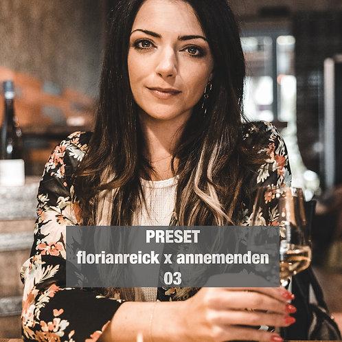 """Preset """"florianreick x annehmenden 03"""""""