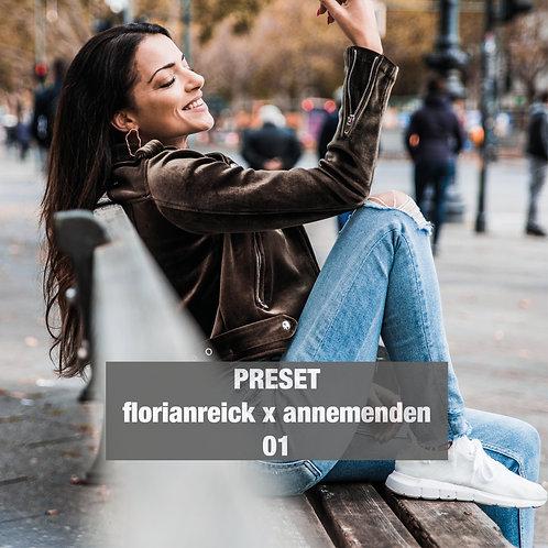 """Preset """"florianreick x annehmenden 01"""""""