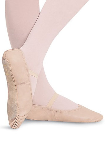 Adult Split Sole Leather Ballet