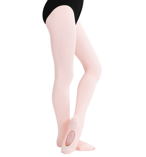 fb6a3a0607cd3 The Professional Mesh Transition Tight is a convertible tight designed  specifically for classical dance and is constructed in a soft pointelle  knit that ...