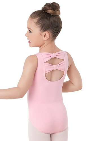 Child Bow Back Leotard