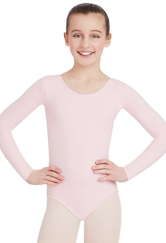 Child Long-Sleeve Leotard
