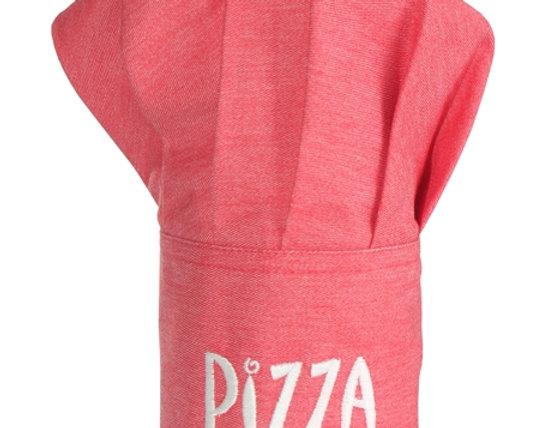chapéu de cozinheiro pizza