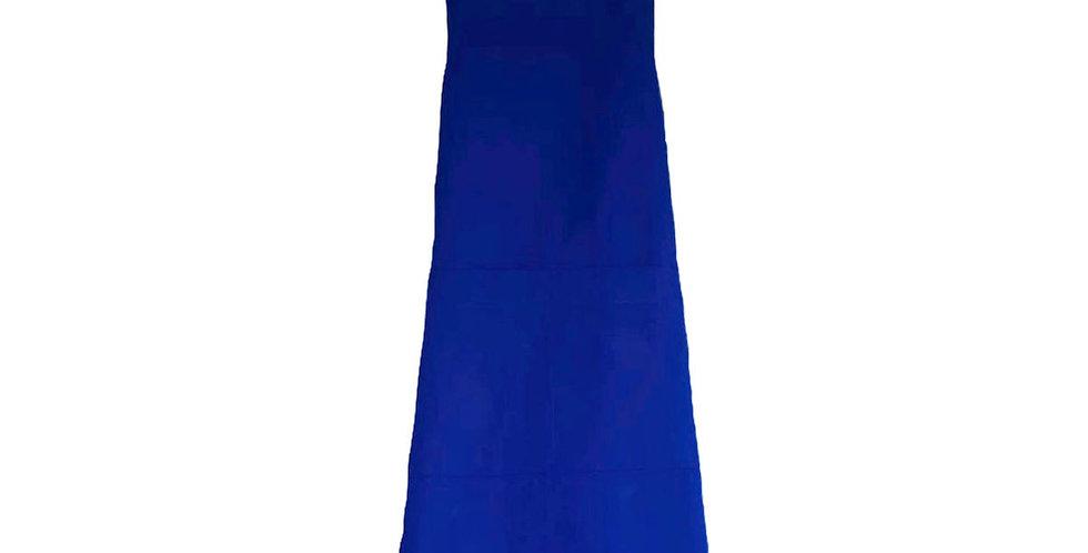 avental básico azul royal
