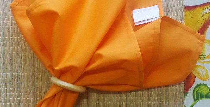 pack 02 guardanapo laranjando