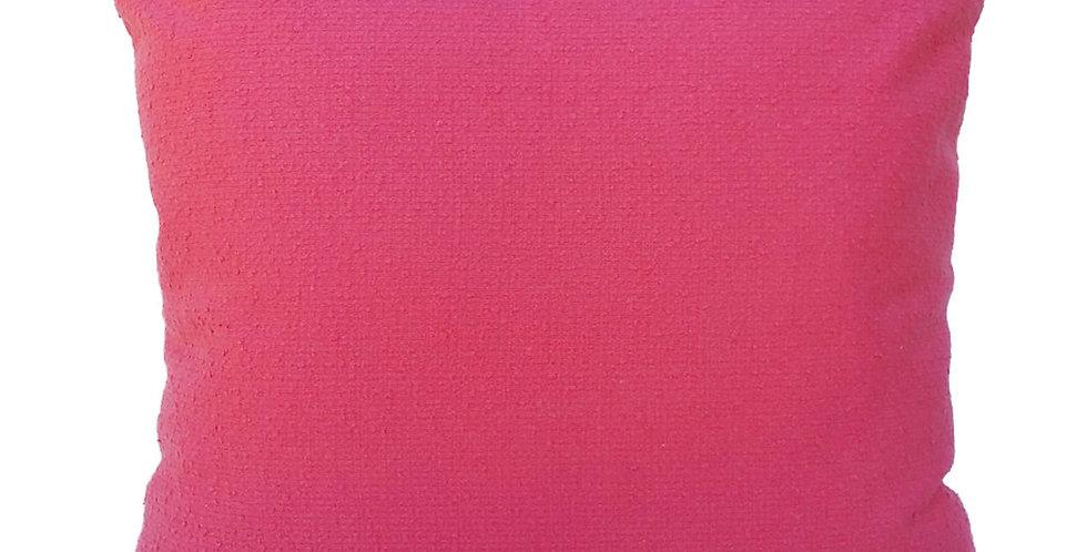 almofada buclê rosa big