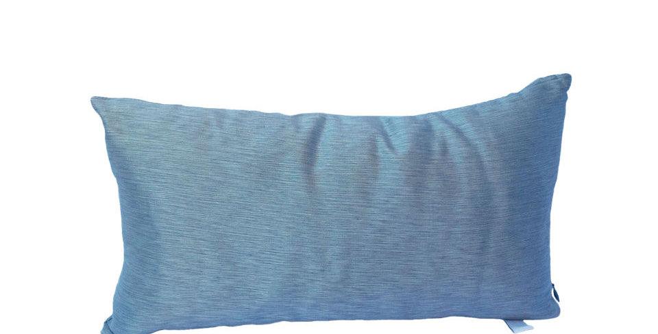 almofada new delhi azul