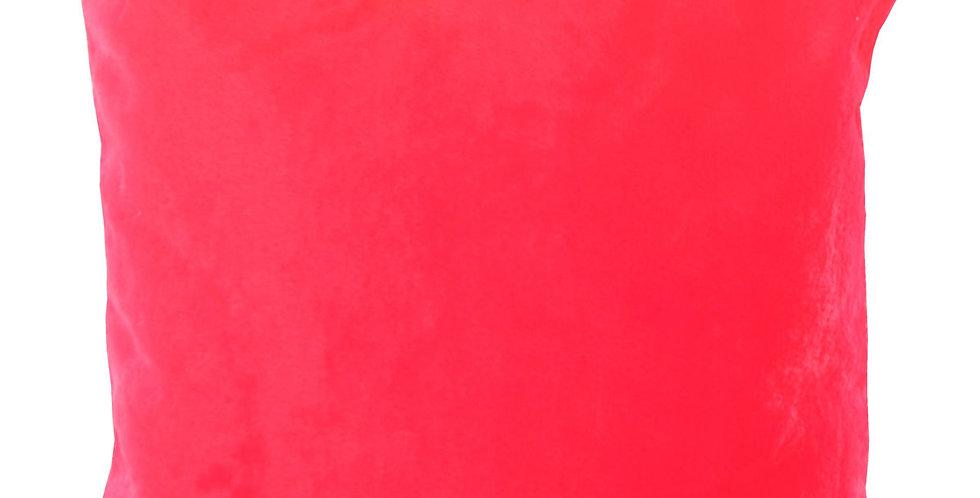 almofada alaska vermelha