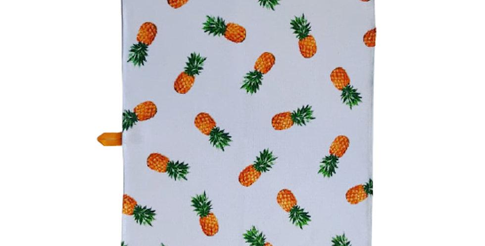 pano de louça pineapple