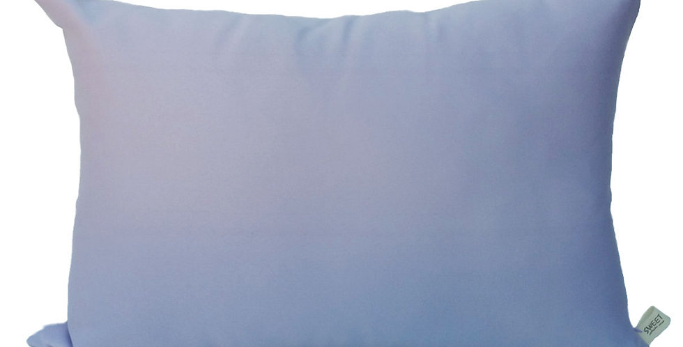 almofada lilás bri retangular