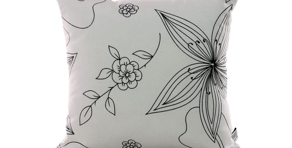 almofada londres floral