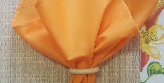 guardanapo laranja