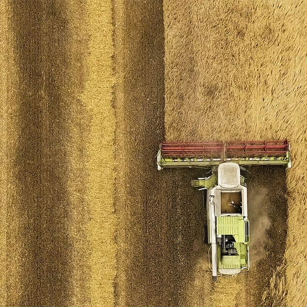 Farming from the air