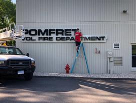 Pomfret Volunteer Fire Department