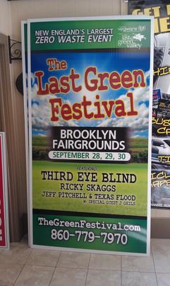 Last Green Festival