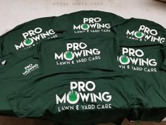 Pro Mowing