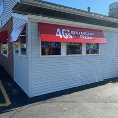 4G's Pizza Awning