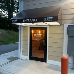 Grill 445 Awning