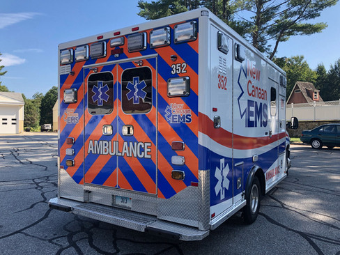 New Canaan EMS