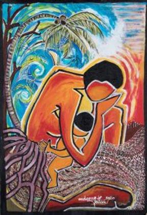 Vanuatu-artwork-mother-and-child-206x300