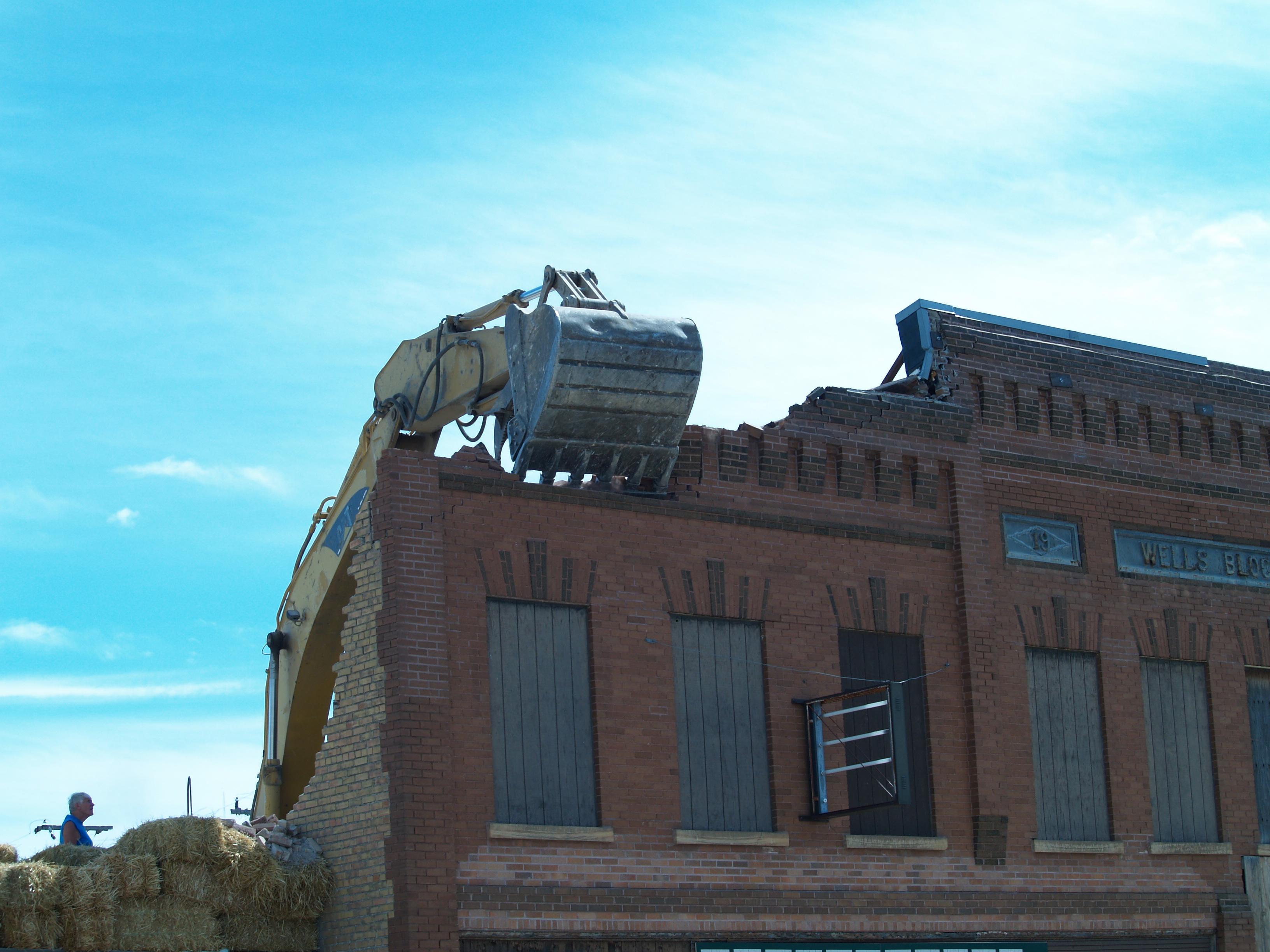 Demolition Day 2