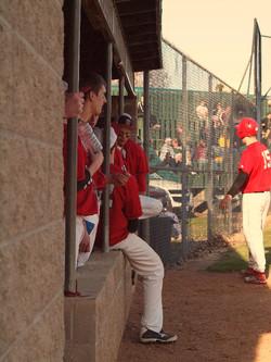 WHN Warrior's Varsity Baseball 2014
