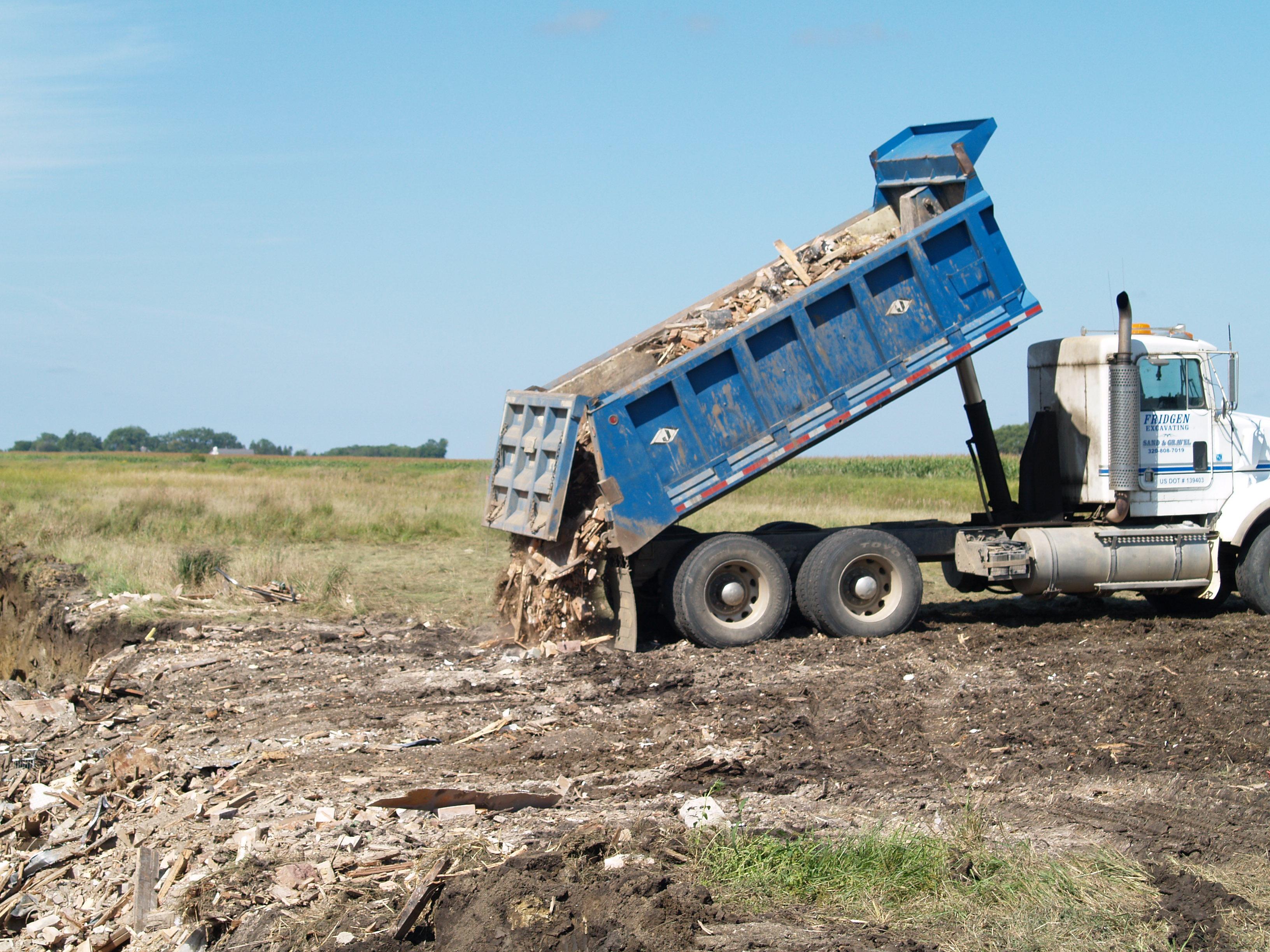 Fridgen Excavating