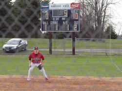 Warriors Varsity Baseball 2014