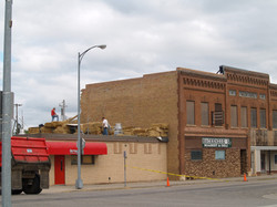 Demolition of the Wells-Olson
