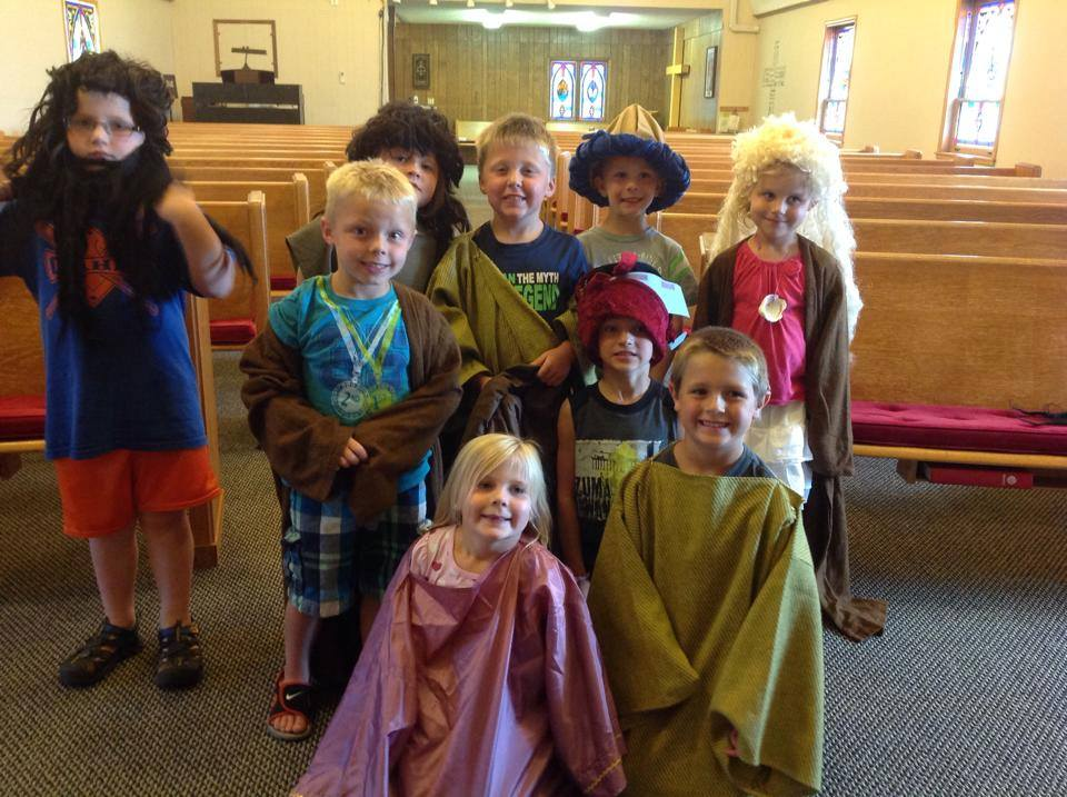 VBS August 2014