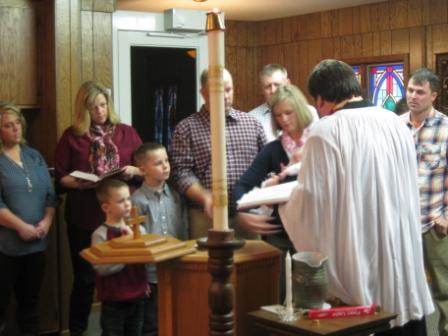 Bethel Lutheran Baptism