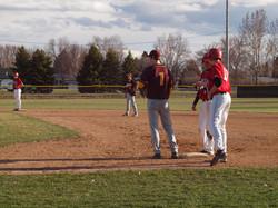 WHN Varsity Baseball 2014