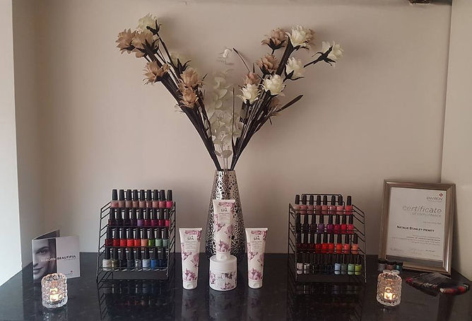 Vinylux & Shellac Colour collection