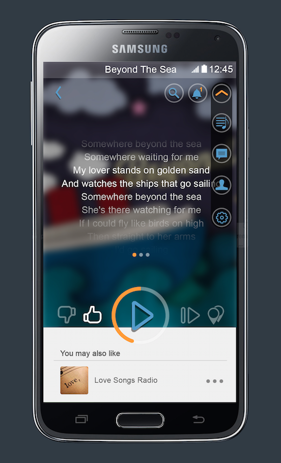 Pandora App Redesign