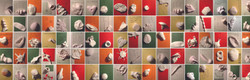 Clay collection